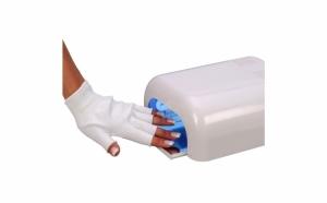 Lampa UV pentru unghii false, cu timer
