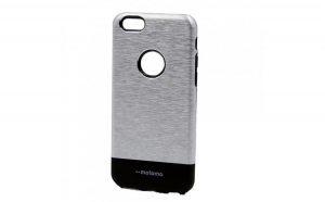 Husa Apple iPhone 7 Motomo V4 Argintiu