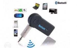 Car kit cu Wireless si Bluetooth - Hands-free