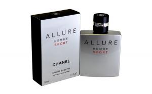 Apa de Toaleta Chanel Allure Homme Sport, Barbati, 50 ml