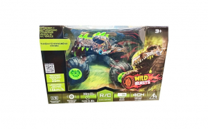 """Vehicul """"Wild Beasts"""" cu telecomanda"""