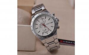 Ceas Curren JW487 - white, la doar 99 RON in loc de 198 RON