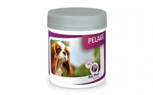 Supliment Nutritiv Pet Phos Pelage 50 tablete