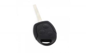 Ford Focus - Carcasă cheie 3 butoane (cu suport baterie)