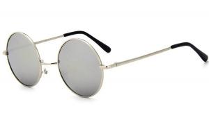 Ochelari de soare John Lennon Vintage - Gri/Argintiu