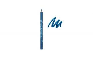 Creion de ochi Supersmooth Waterproof Eyeliner,Seventeen,45 Electric blue 1.2g