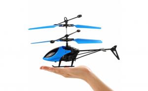 Elicopter SkyShock, cu senzor inductie