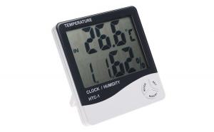 Ceas digital cu senzor de umiditate termometru si alarma