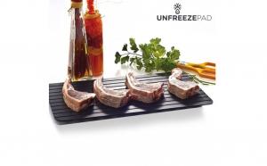 Tava pentru decongelare alimente Unfreeze Pad, la 65 RON in loc de 162 RON