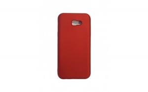 Husa Samsung Galaxy S8 Flippy TPU moale Rosu
