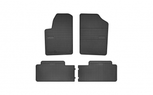Set covorase cauciuc stil tavita Nissan Micra IV 05.10- (PL) liftback mmt