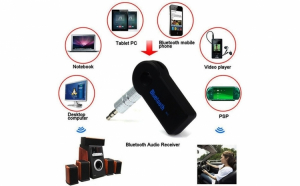Adaptor Bluetooth Car Kit A2DP
