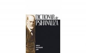 Dictionar de psihanaliza , autor Larousse