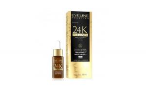 Ser pentru fata Eveline Prestige 24K Snail&Caviar 18ml