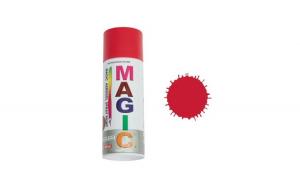Vopsea spray Magic rosu 250, 400 ml