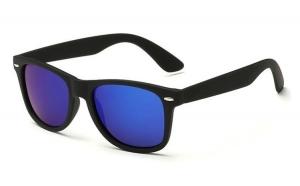Ochelari de soare Passenger  - Albastru cu reflexii- Negru