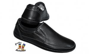 Pantofi de vara-toamna din piele naturala
