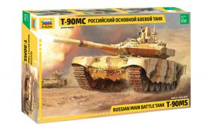 1:35 T-90 MS RUSSIAN MBT 1:35
