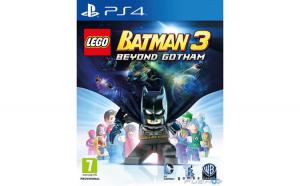 Joc Lego Batman 3 Beyond Gotham pentru PlayStation 4
