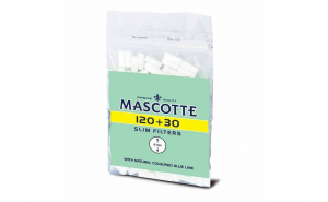 Filtre tigari Mascotte Slim Filter 120+30