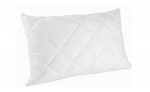 Perna matlasata 50 x 70 cm, umpluta cu puf siliconic antialergic, lavabil