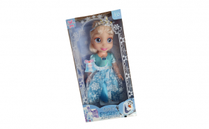 Papusa Elsa Frozen muzicala