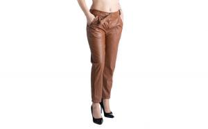 Pantaloni Piele Ecologica Maro Margaret