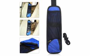Organizator lateral scaun auto, Albastru