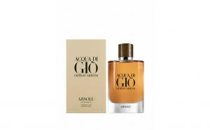 Apa de Parfum Giorgio Armani, Acqua