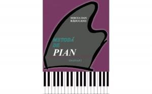 Metoda de pian, autor R?ducanu, Mircea Dan
