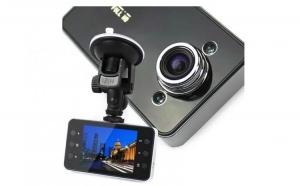 Martorul tau in trafic. Camera Auto K6000 FULL HD la doar 109 RON redus de la 229 RON