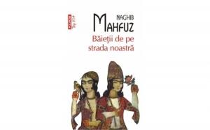 Baietii de pe strada noastra Top10+, autor Naghib Mahfuz