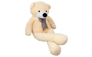 Urs de plus gigant - 250 cm, 3 culori disponibile