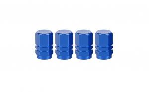 Set 4 capacele albastre pentru valva