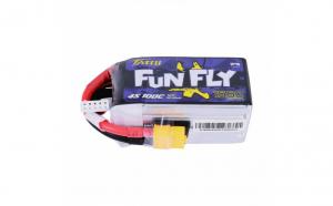 Acumulator Tattu Funfly 1550mAh 4S 100C