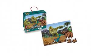 Puzzle Jumbo Dinozauri/Animale/FairyTale