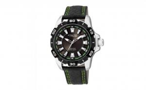 Ceas Original Quality&Quantity Attractive Green Fusion, la doar 135 RON in loc de 290 RON