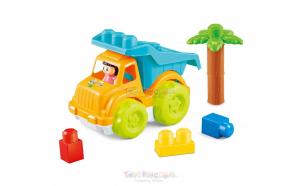 Vehicule de jucărie pentru copii Blocuri de construcție Camion