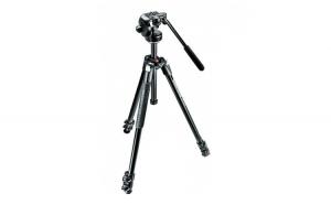 Kit trepied video Manfrotto MK290XTA3-2W