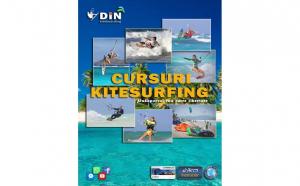 Adrenalina pe apa - Kitesurfing