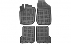 Covoare / Covoare / Presuri cauciuc stil tip tavita DACIA Sandero Stepway II 2012-2020 - REZAW PLAST