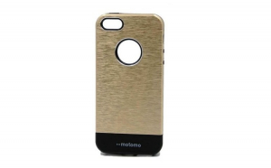 Husa Apple iPhone 7 Plus Motomo V4 Auriu