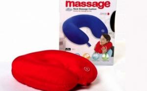 Perna de masaj pentru gat Neck Massage usor de folosit