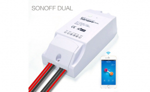 Sonoff 2 canale - wifi switch