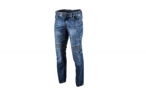 Pantaloni Jeans ADRENALINE STICH culoare albastru  marime 4XL