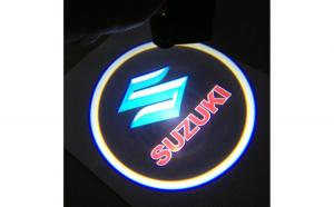 Proiectoare Portiere cu Logo Suzuki -