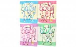 Set 4 pungi 3D cadou pentru bebelusi