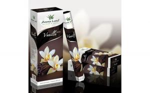 Betisoare parfumate Vanilla