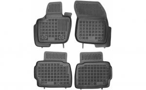 Covoare / Covorase / Presuri cauciuc stil tip tavita FORD Mondeo V Hybrid dupa 2014-prezent - REZAW PLAST