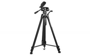 Trepied foto telescopic  universal 61-157 cm, negru